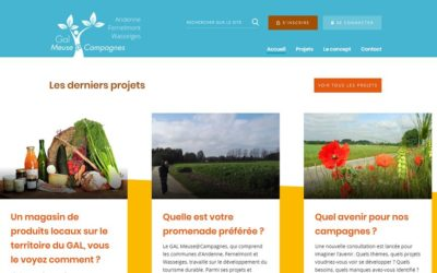 EUREKA.g1idee.be : la plateforme collaborative territoriale du GAL