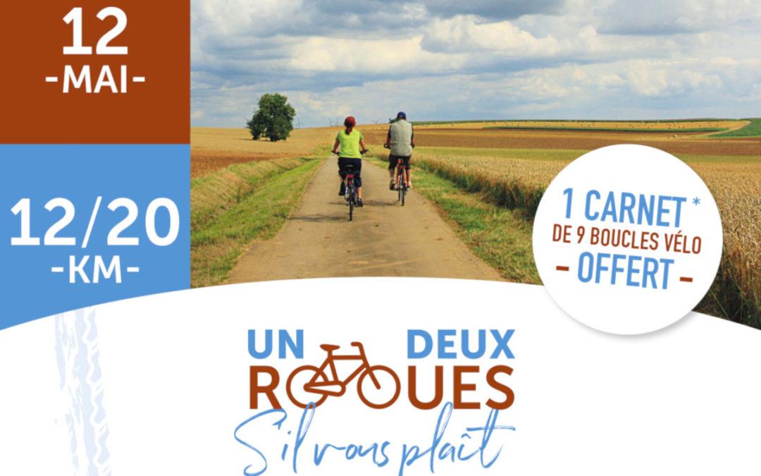 PARCOURS VELO – « Un deux roues s'il vous plaît »
