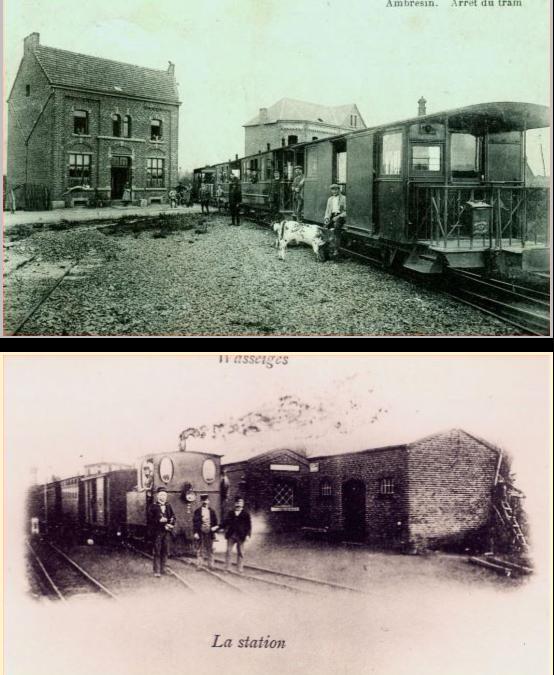 Sur les traces du train Zaman