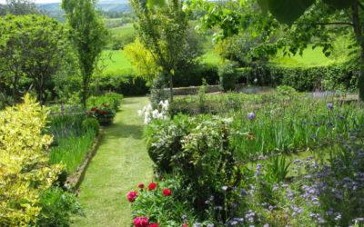 Avoir accès à un jardin, quelle chance !